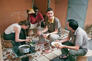 Forst photo from Guinea (&copy 2007 by Heiko Kopitzki